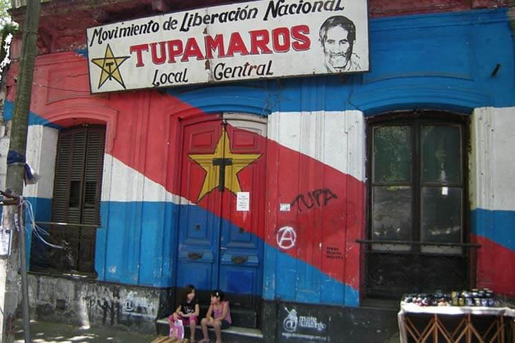 Revolución en Tristán Narvaja