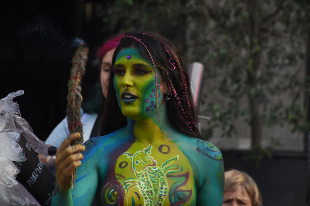 Dia internacional de la mujer- fotos Martha Passeggi