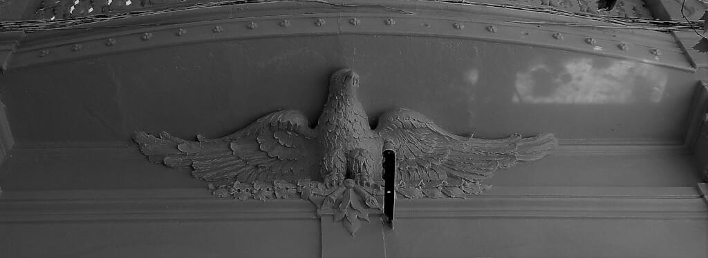 El águila arrancapenas