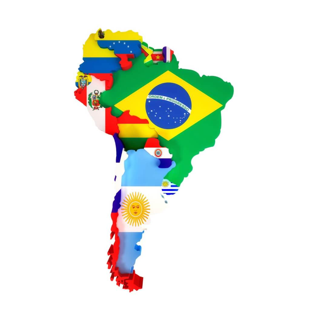 Vaivenes políticos sudamericanospor Ruben Montedonico