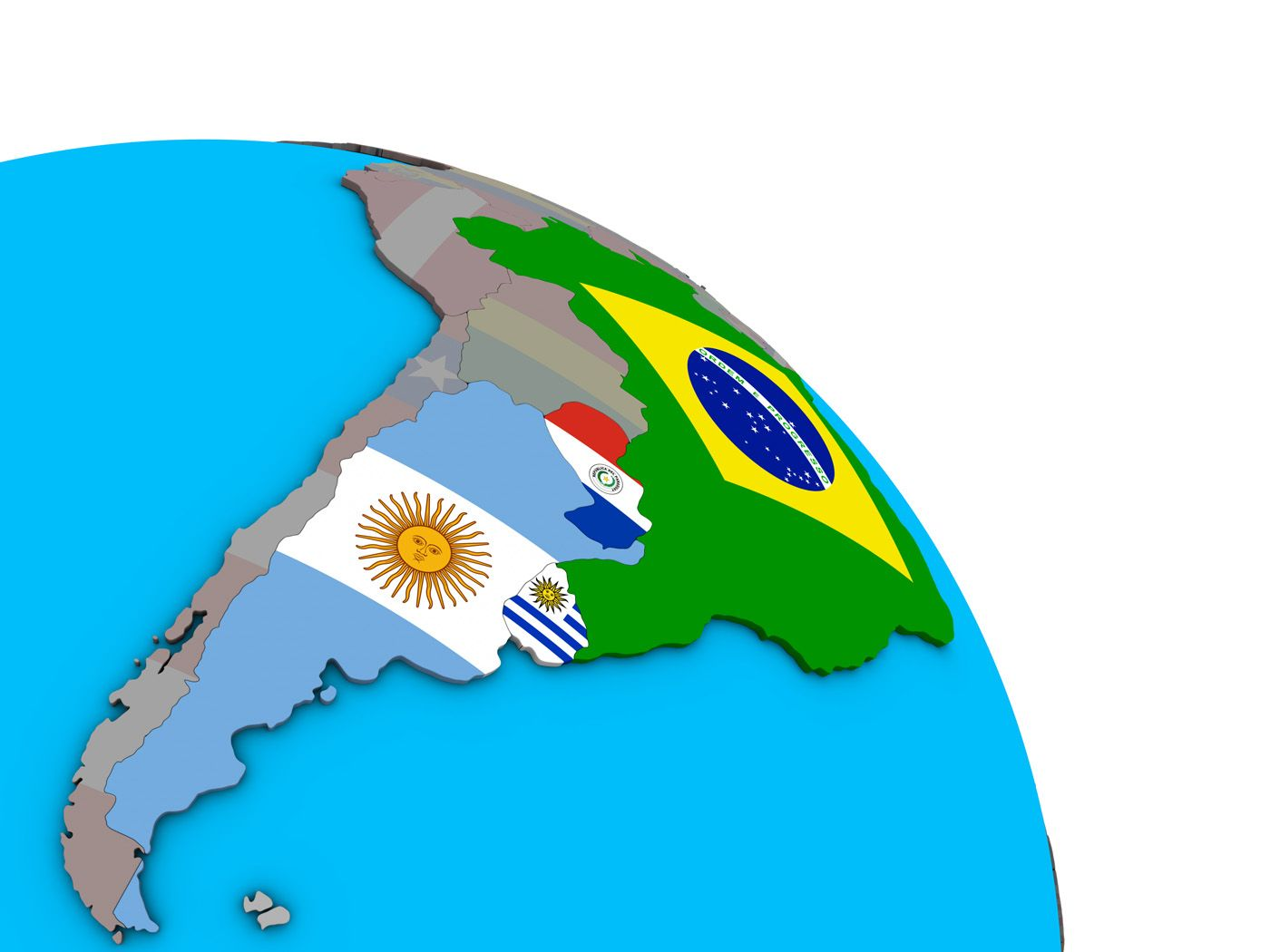 Por un Mercosur de 20 por Luis Nieto