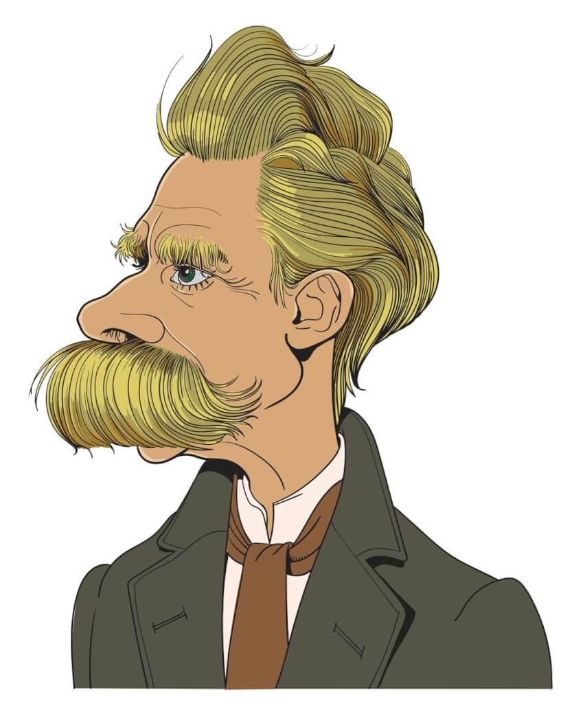 Nietzsche: ateísmo por amor a la vida. por Miguel Pastorino