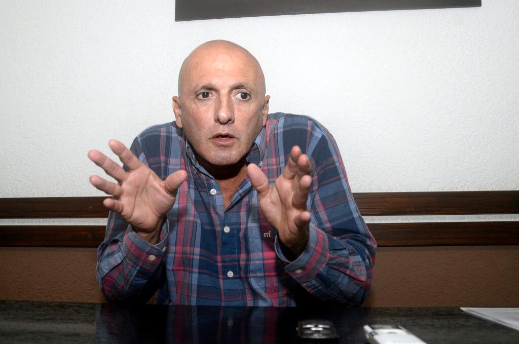 Jorge Bermúdez, secretario general de la FUS:  El Frente tiene que hacerse una autocrítica