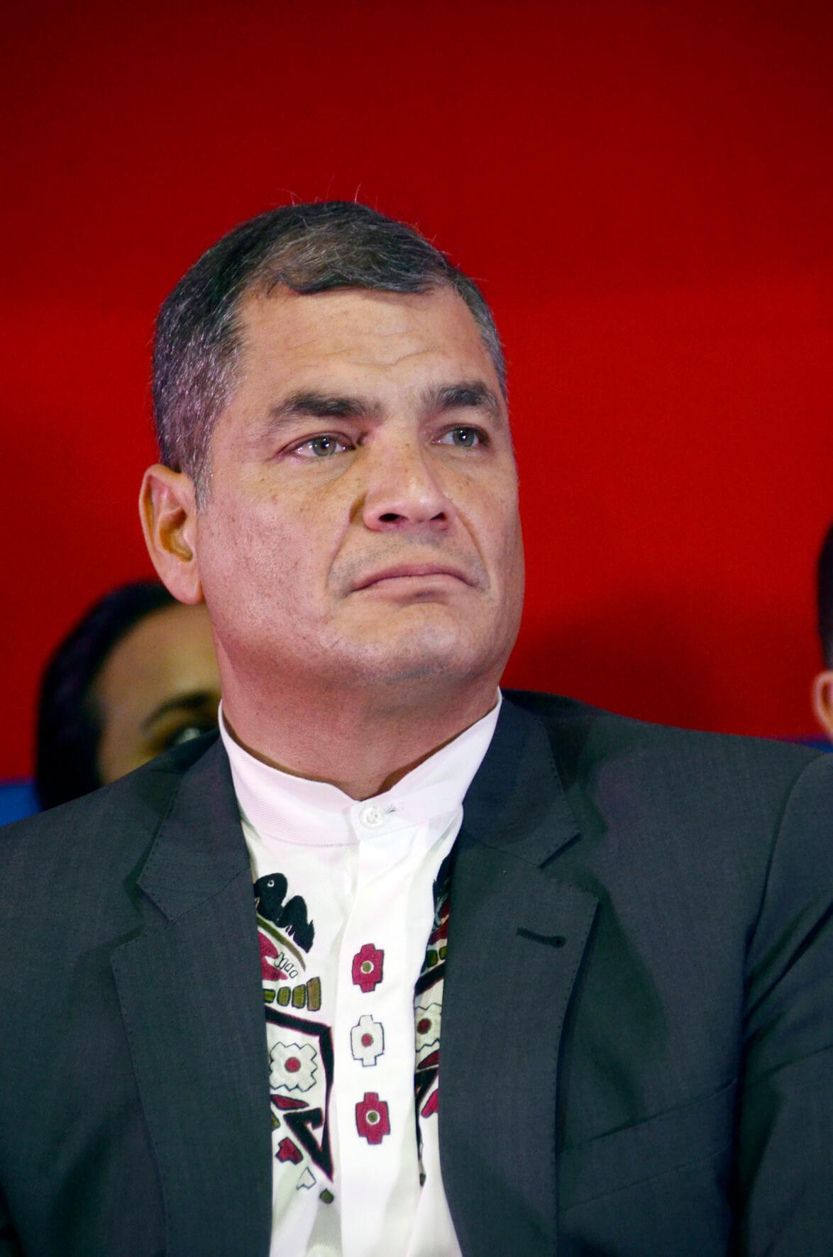 Discurso de Rafael Correa: El rol de las izquierdas continentales en el siglo XXI