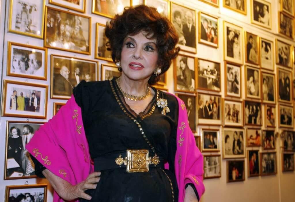 Gina, la donna piu bella del mondo, cumplió 90 años