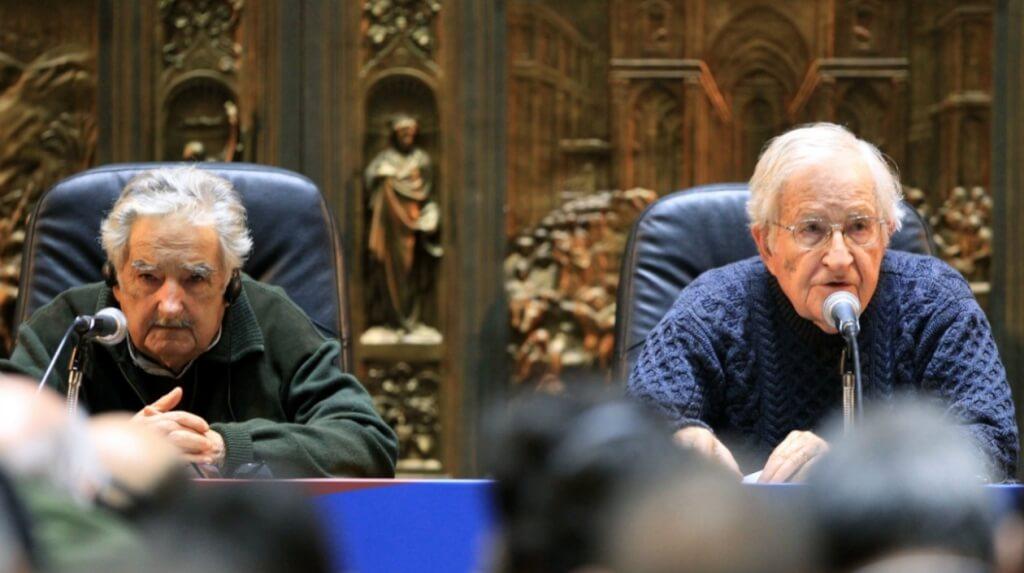 ¿A quién le sirve Chomsky? por >Hoenir Sarthou