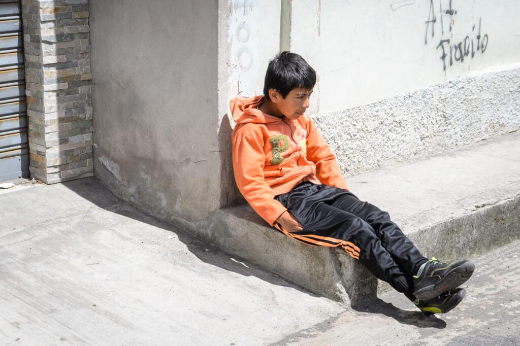 Reflexión semanal en VOCES:Los niños pobres no tienen lobby