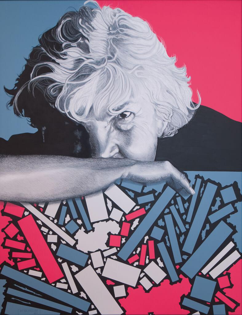 Brenda Frizzera, artista plástica: Hermosas e insumisas por Luis Morales