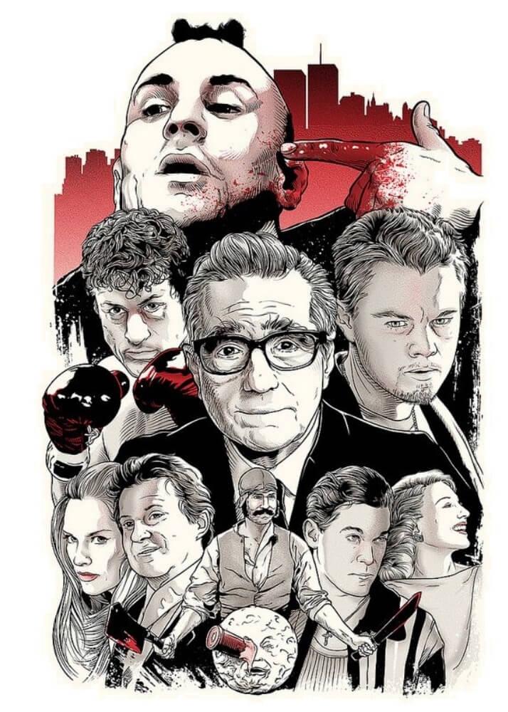Valioso ciclo sobre Martín Scorsese