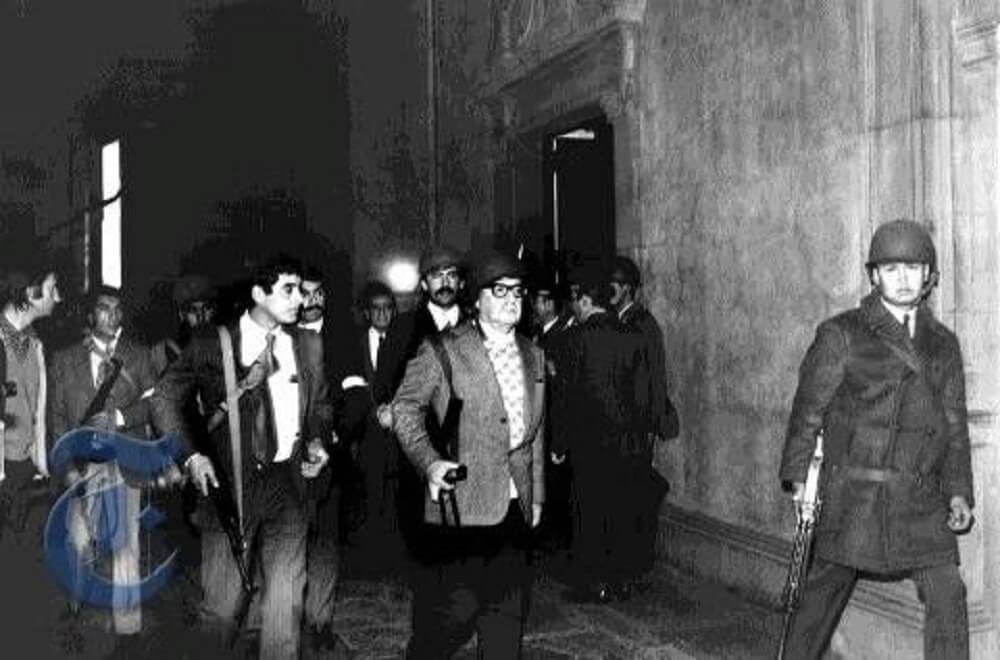 Allende y el golpe de Pinochet, pensando el presente  por Julio A. Louis