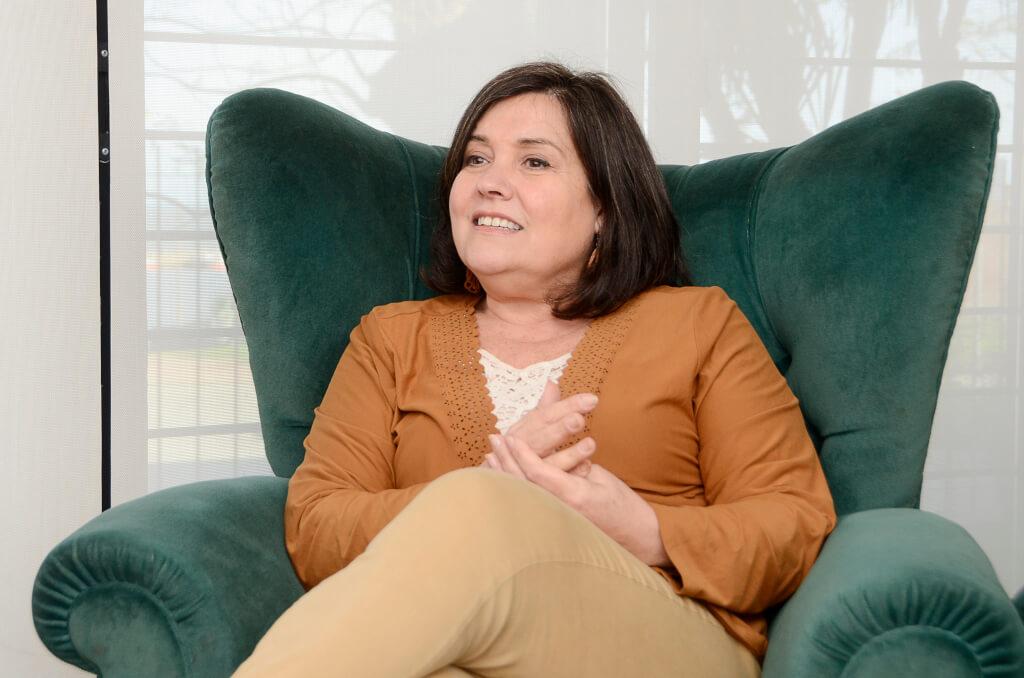 """CONGRESO NACIONAL DE EDUCACIÓN-LAURA MOTTA, consejera del CODICEN: """"A los uruguayos nos importa el tema educativo"""""""