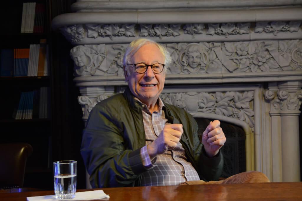 José Joaquín Brunner, sociólogo chileno:  Hoy día no hay un horizonte de sustitución del sistema capitalista.
