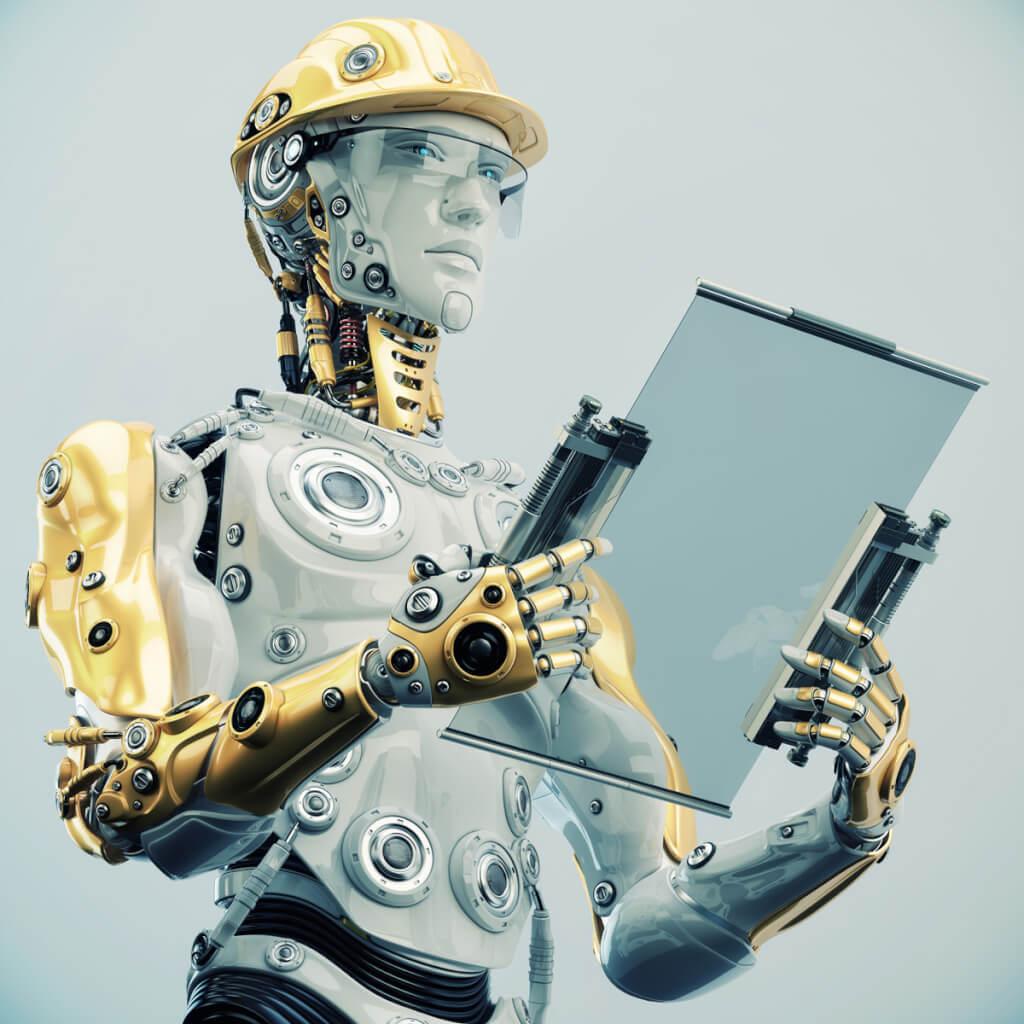 Yo Robot, ¿Ustedes desempleados?
