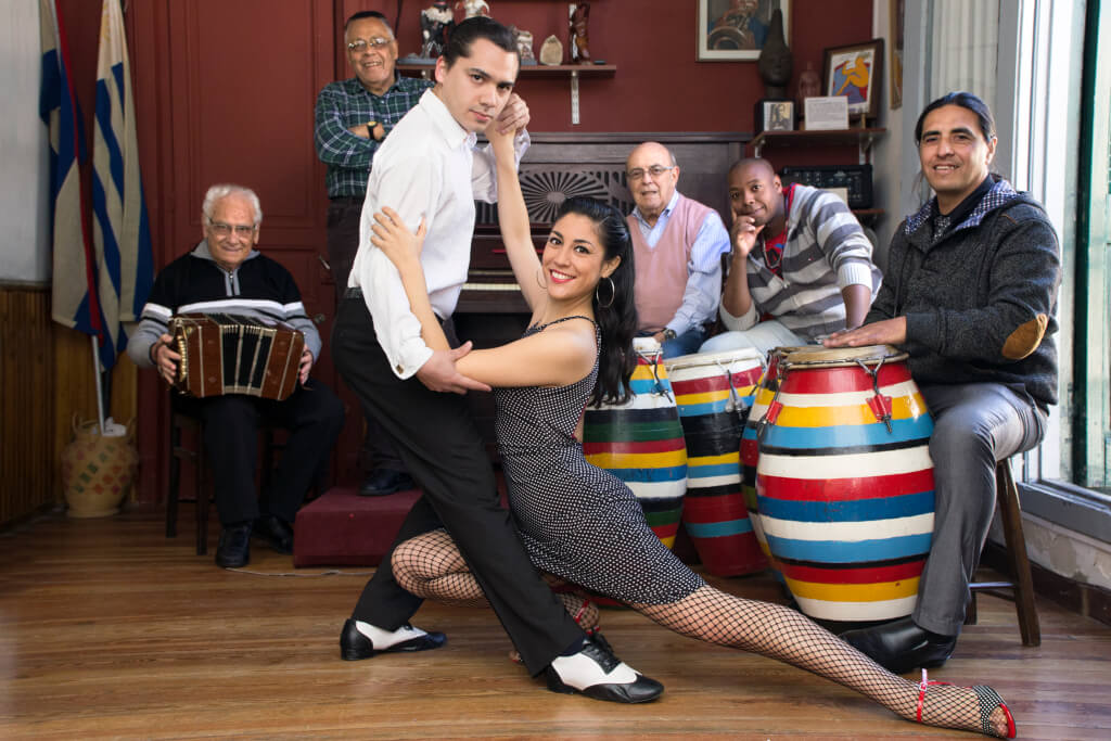 Un viaje a las raíces del tango