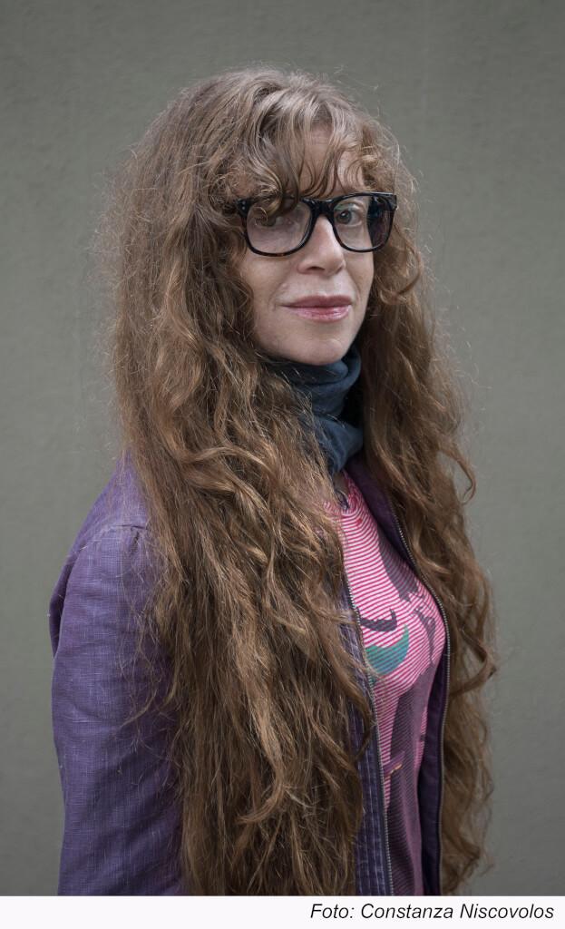 Entrevista a Ana Tipa  por Gustavo Verdesio
