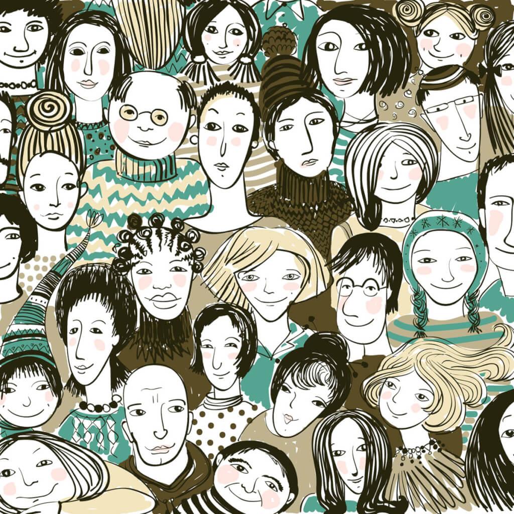 """Nosotros y """"los otros""""   por Isabel Viana"""