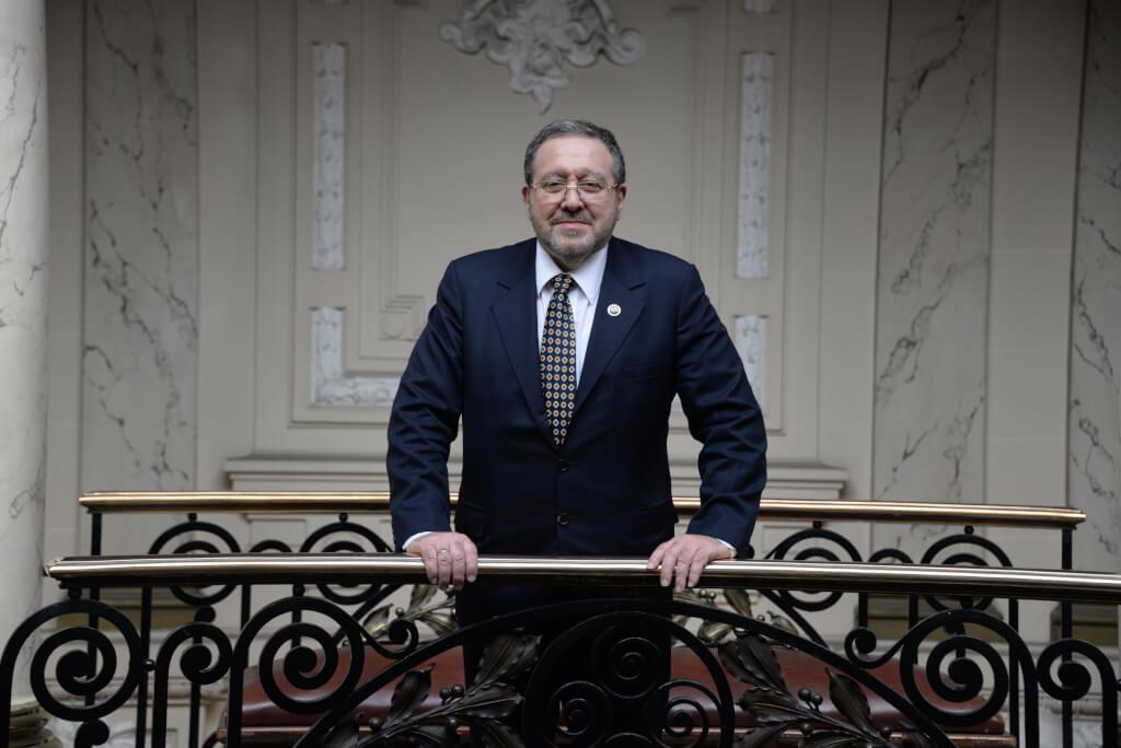 Jorge Chediak, presidente de la Suprema Corte de Justicia  Somos uno de los veinticinco países con democracia plena en el mundo, con poca corrupción y mayor independencia judicial.