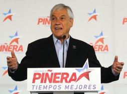 Sebastian Pinera habla de propuesta programatica