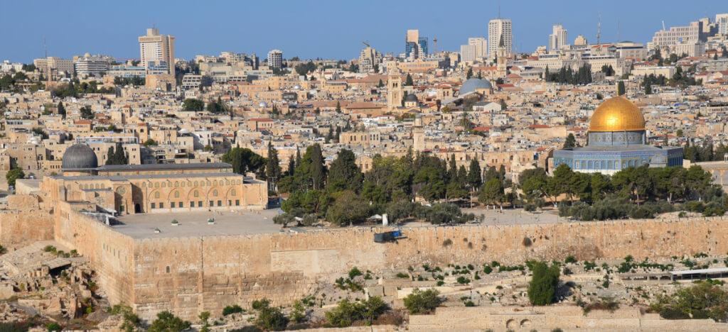 Si te olvidara, oh! Jerusalem.. por Ernesto Kreimerman