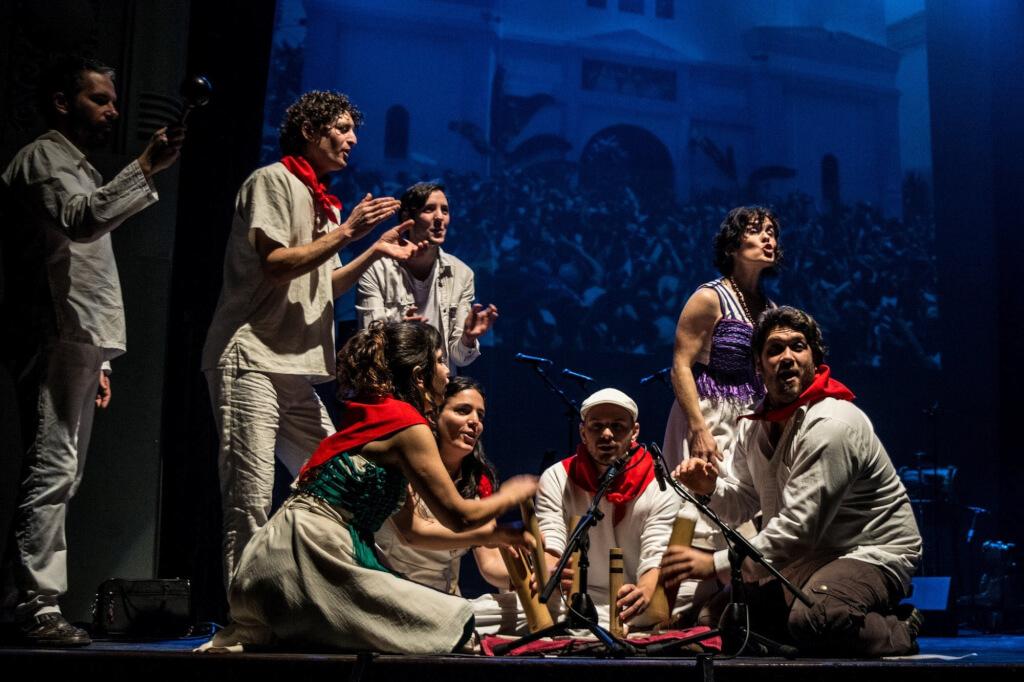 Las músicas abiertas de América Latina