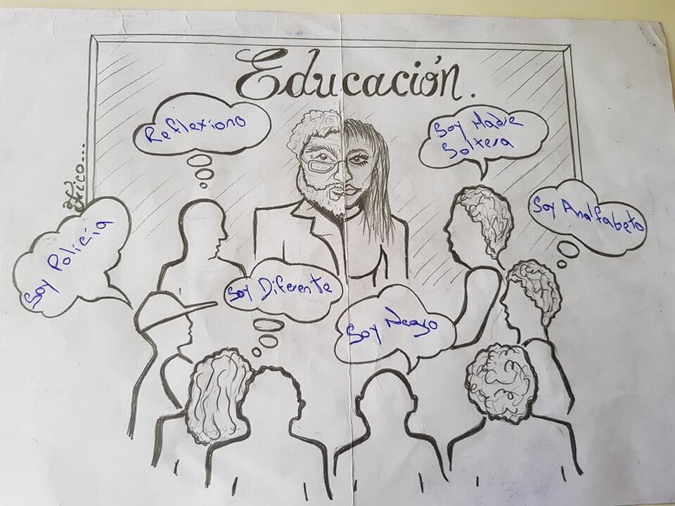 Pensar la educación en contexto de encierro  por Adrián Baraldo y Edgardo Escobar