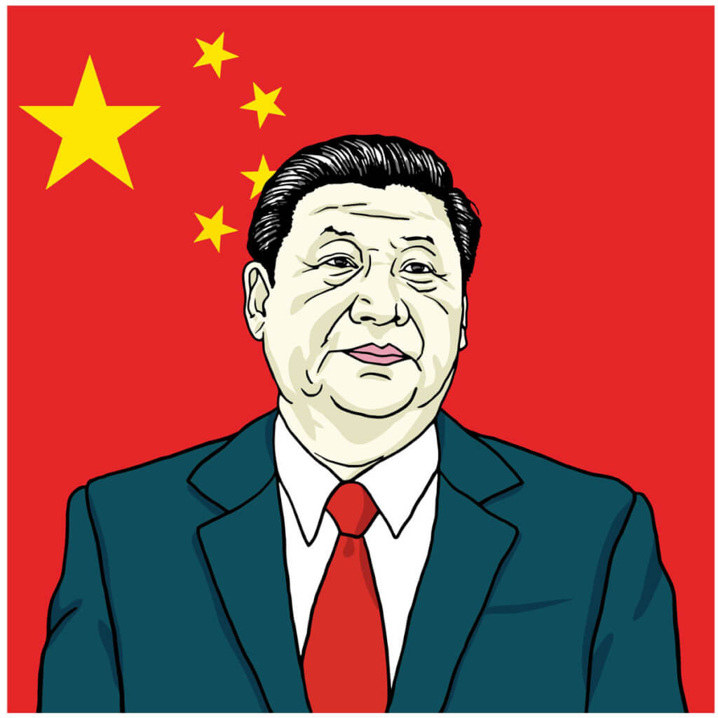 Xi Jinping: unnuevo mandarinazgo por Ruben Montedónico