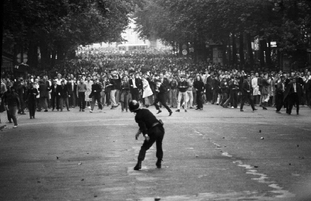 Primavera rebelde: A medio siglo del mayo francés