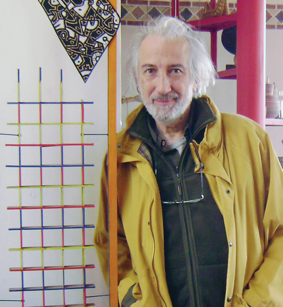 Adolfo Nigro, pintor de dos orillas por Nelson Di Maggio