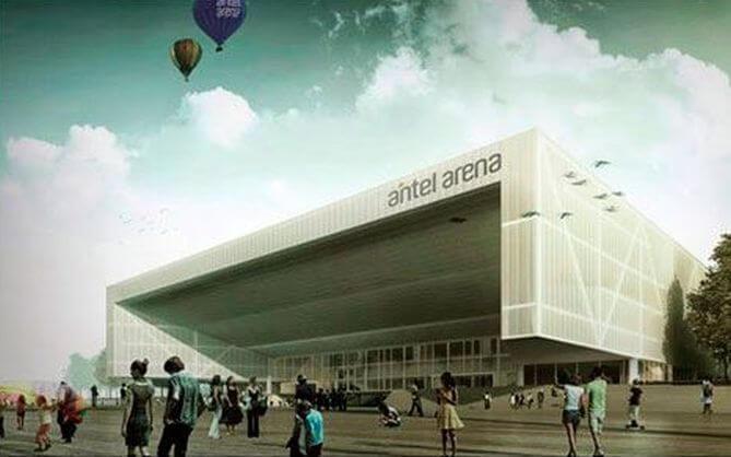 Antel Arena, Museo del Tiempo y otros antojos regresivos por Manuel Esmoris