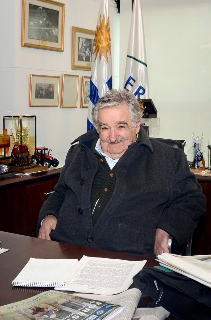 Fueros, Pepe Mujica y después por  Jorge Orrico