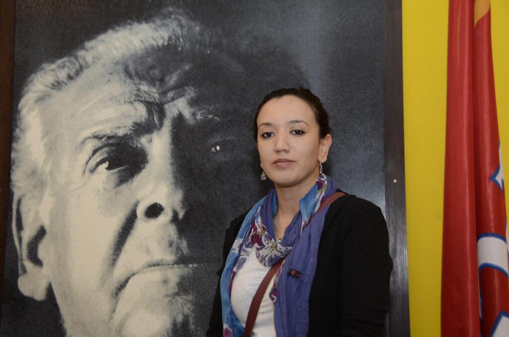 Abigail Puig, dirigente sindical de FUECYS:  Para que existan sindicatos, tienen que existir empresas