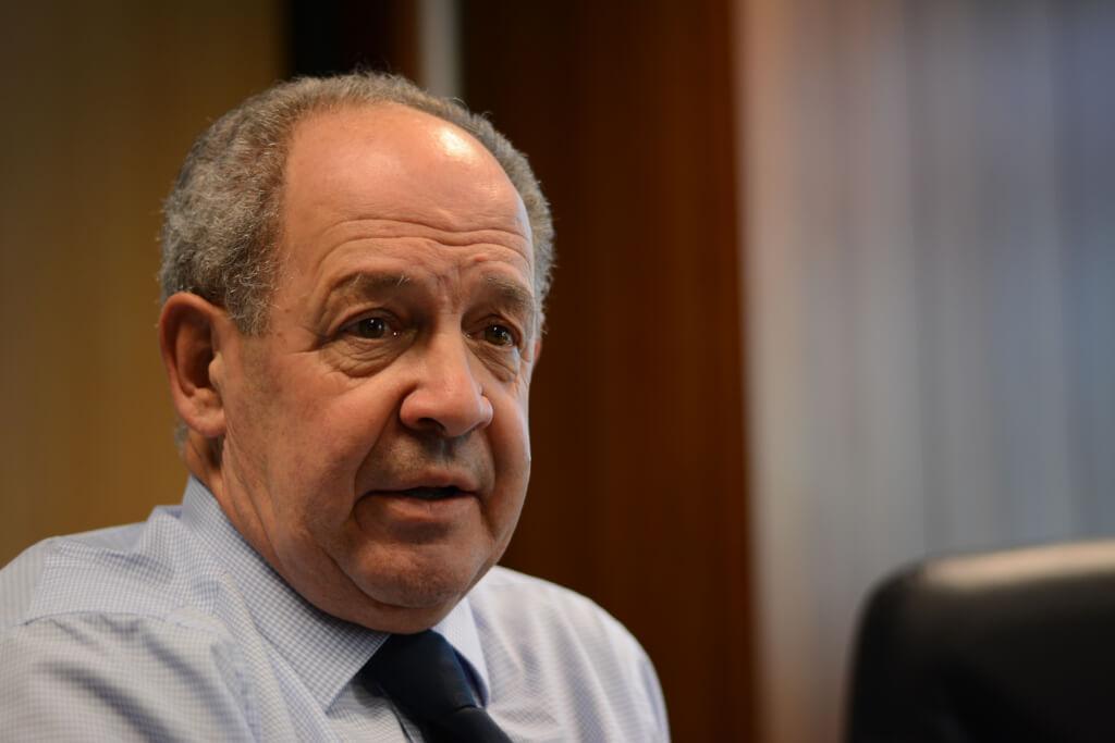 Ricardo Gil Iribarne, presidente de la JUTEP:  Hay gente absolutamente sana en todas las fuerzas políticas.