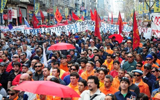 ¿Qué esperamos del Congreso del PIT-CNT?por Ignacio Martínez