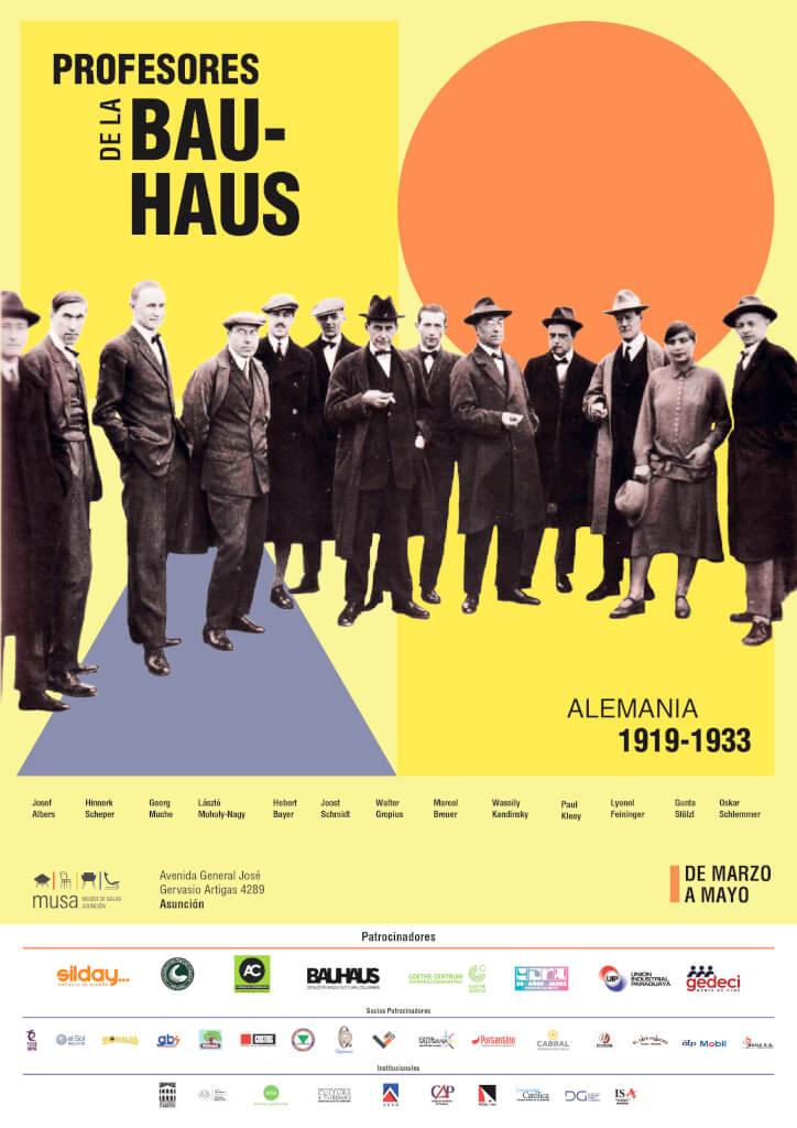Bauhaus, cien años de posteridad por Nelson Di Maggio