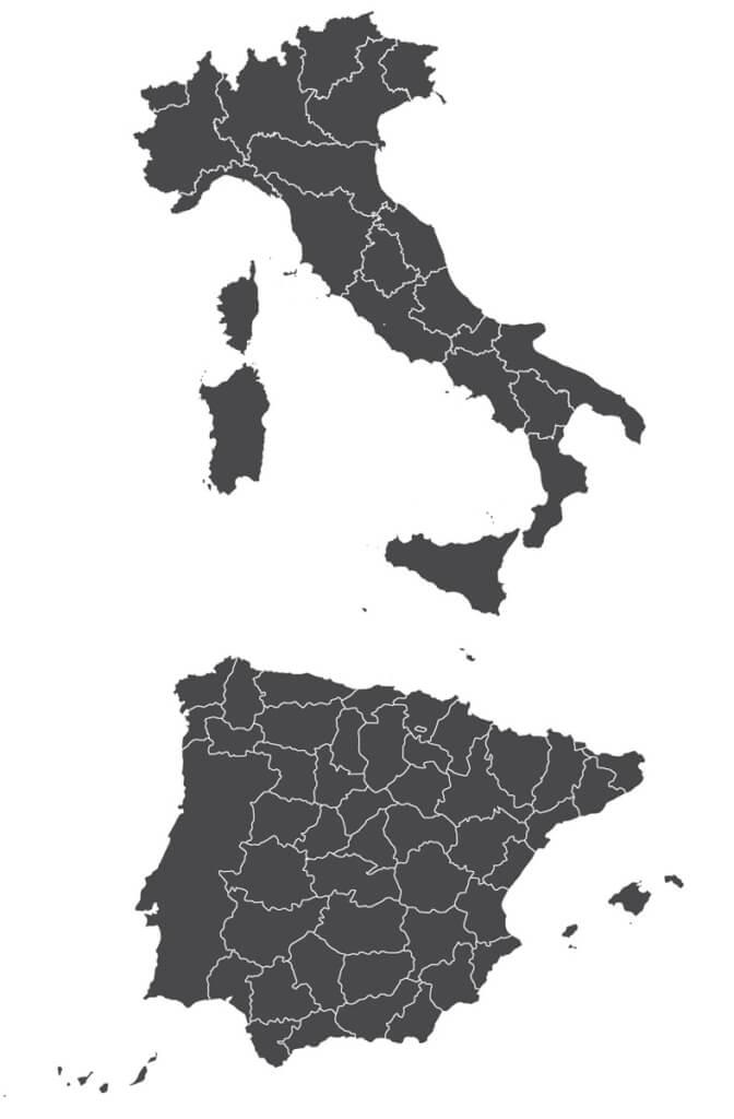 Italia-España: dos gobiernos, dos incógnitas  por Ruben Montedónico