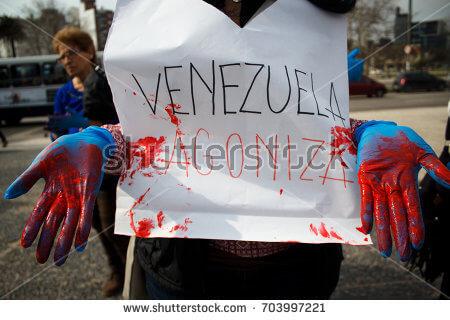 Venezuela, hora cero por Luis Nieto