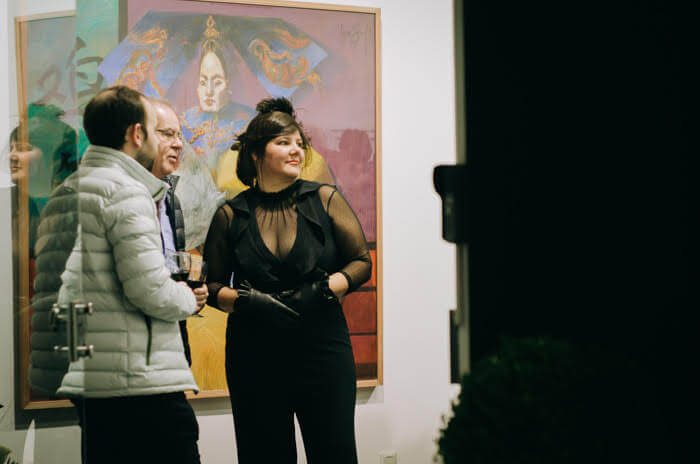 Nueva galería y un aniversario por Nelson Di Maggio