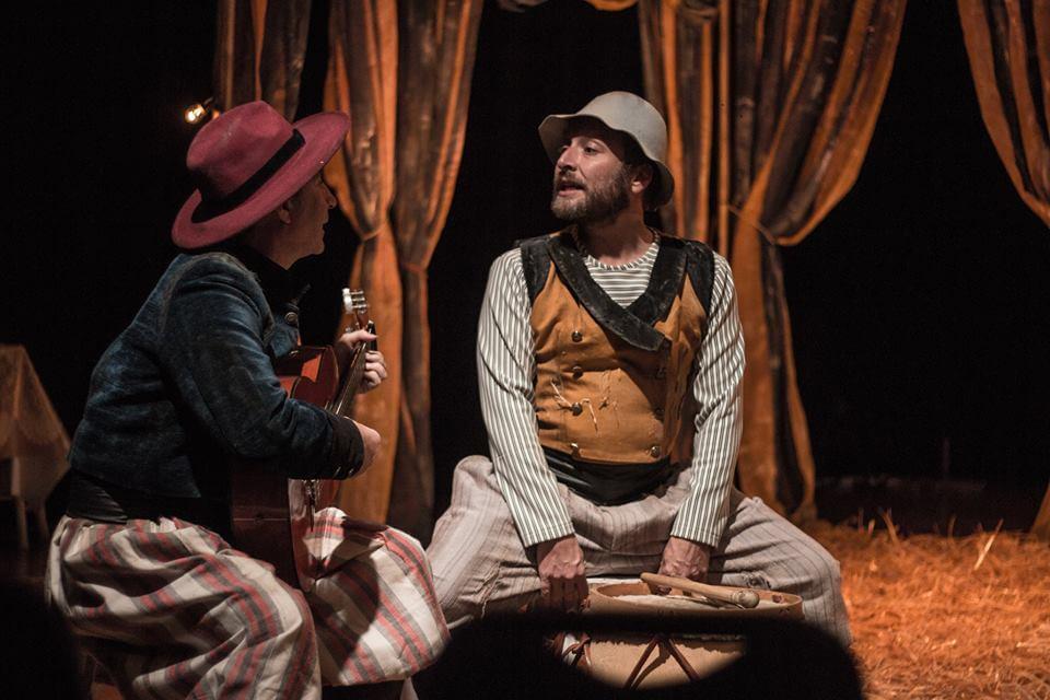 Barrancas y teatralidades populares
