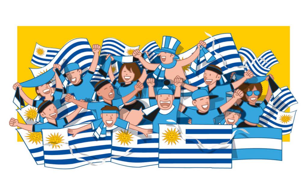 Modestia a la uruguaya por Hoenir Sarthou