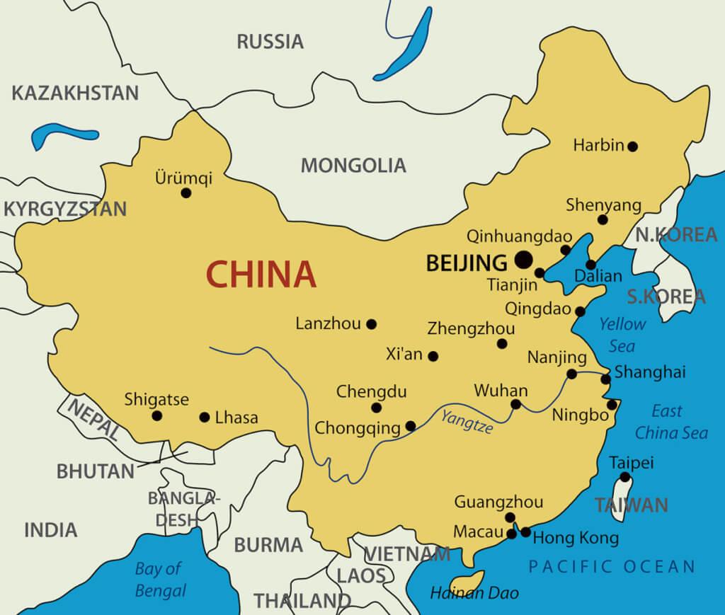 La historia milenaria de China por Julio A. Louis