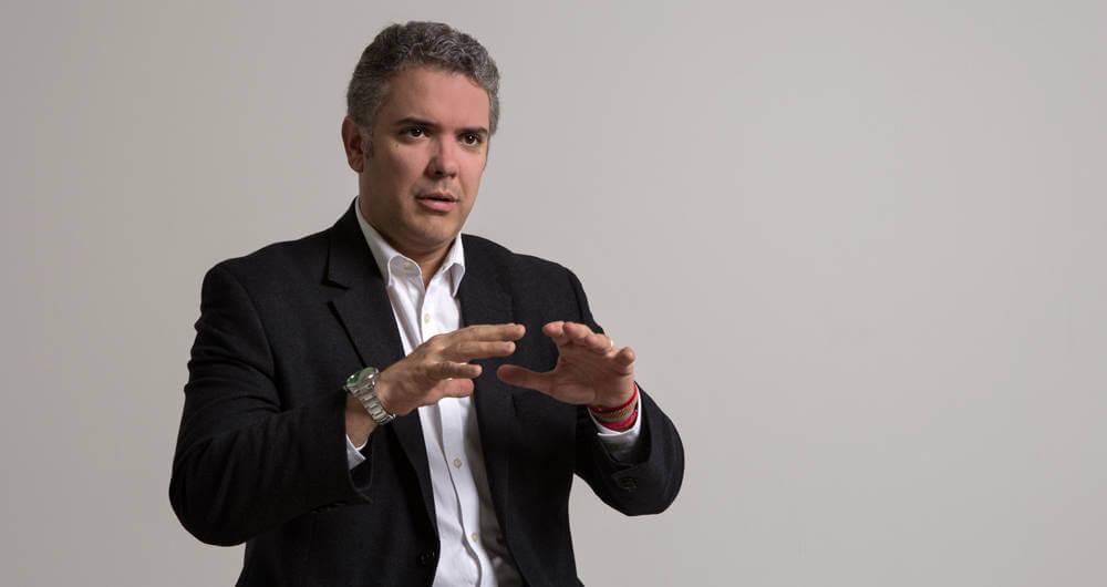 Colombia, Duque y el avance del desmonte  por Ruben Montedónico