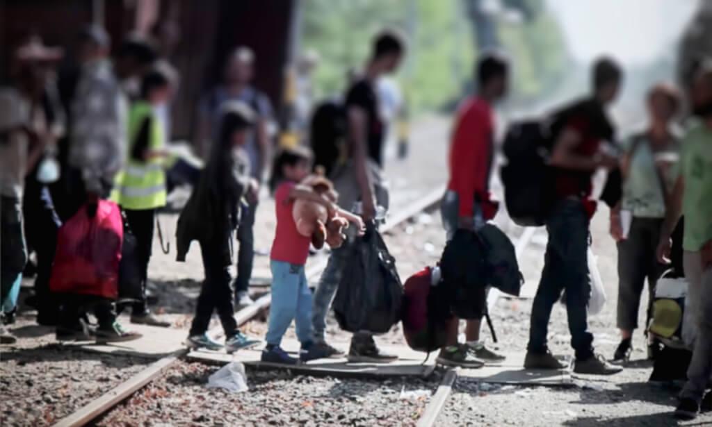 Migrar a la UE: del hambre a la explotación y la discriminación por Ruben Montedónico