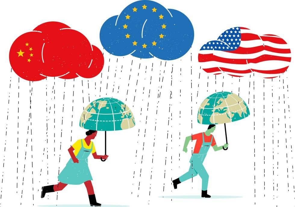 Globalistas versus soberanistas por Hoenir Sarthou