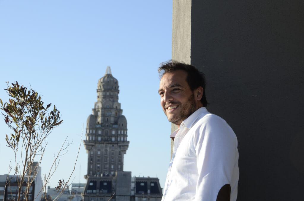 Christian Di Candia, prosecretario de la Intendencia de Montevideo:  No entiendo la administración sin transformación