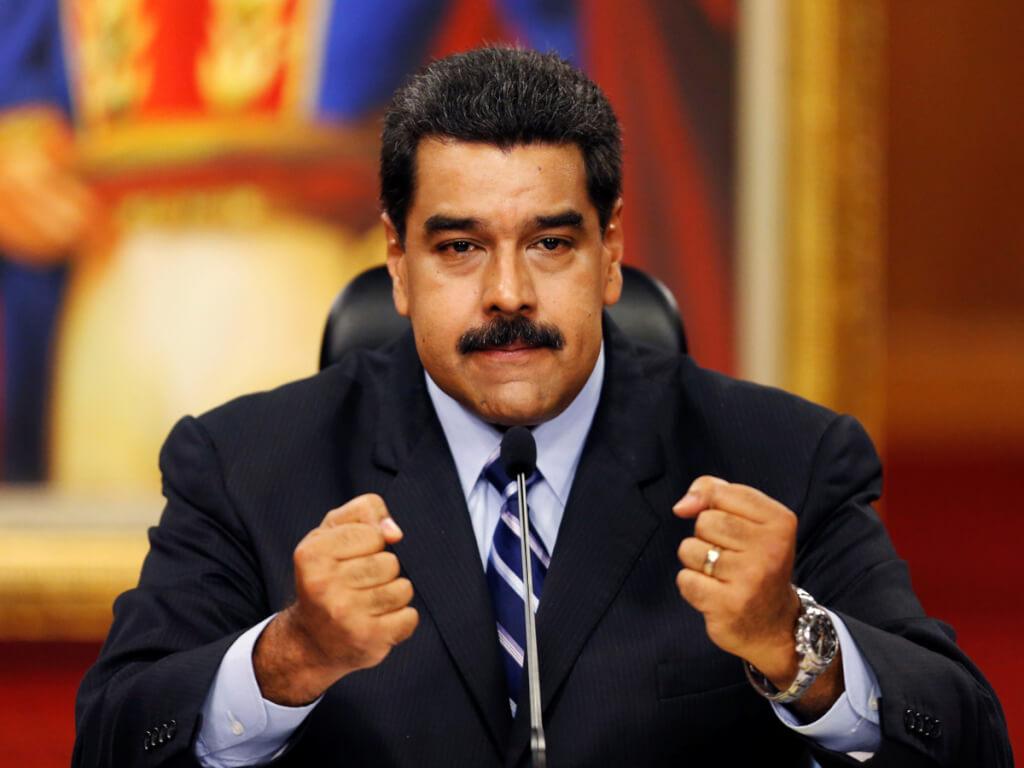 Rescatando a Maduro por Luis Nieto
