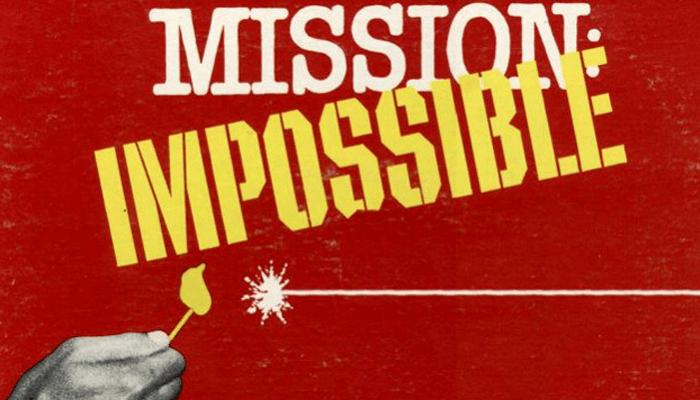 Misión imposible por Hoenir Sarthou
