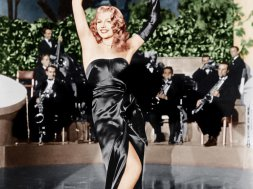 544) RITA HAYWORTH color