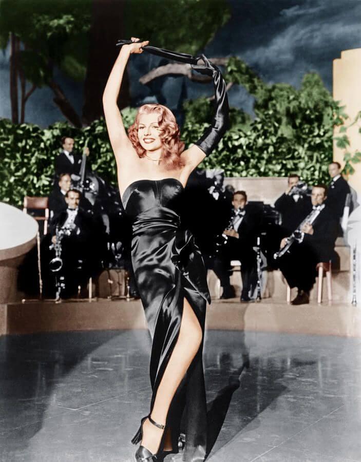 Rita Hayworth: Icono sexual y mujer de colección