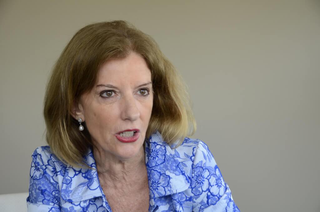 Patricia Damiani, empresaria y productora rural: Creo que son muy bajos los índices de pobreza