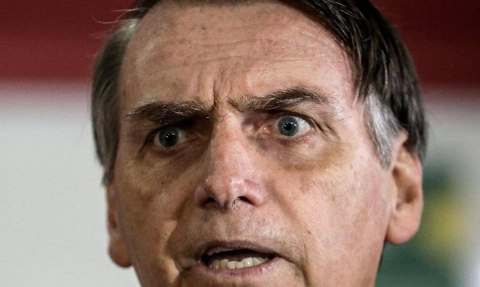 ¿La irresistible ascensión de Bolsonaro?